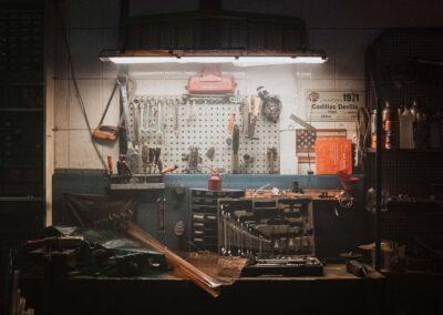 UCARE DU BP REA : Réaliser des travaux simples d'entretien et de réparation du matériel, des équipements et des installations de l'exploitation agricole